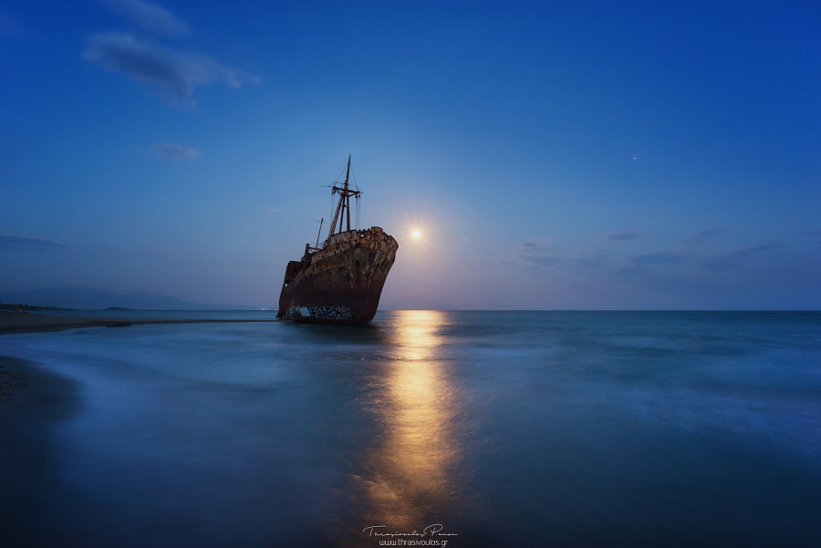 The Night Ship by Thrasivoulos Panou on 500px.com