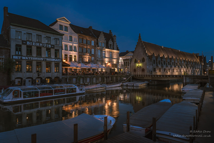 Ghent#14 - Bierhuis by chowE on 500px.com
