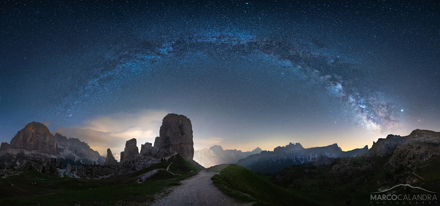 Center of the galaxy by Marco Calandra on 500px.com