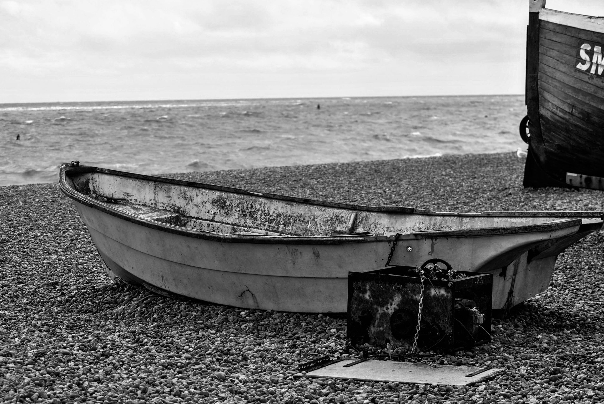 Photograph Boat on the Beach by julian john on 500px