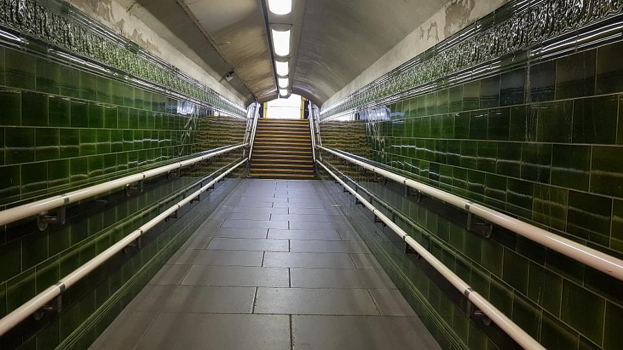 Underground by Sandra  on 500px.com