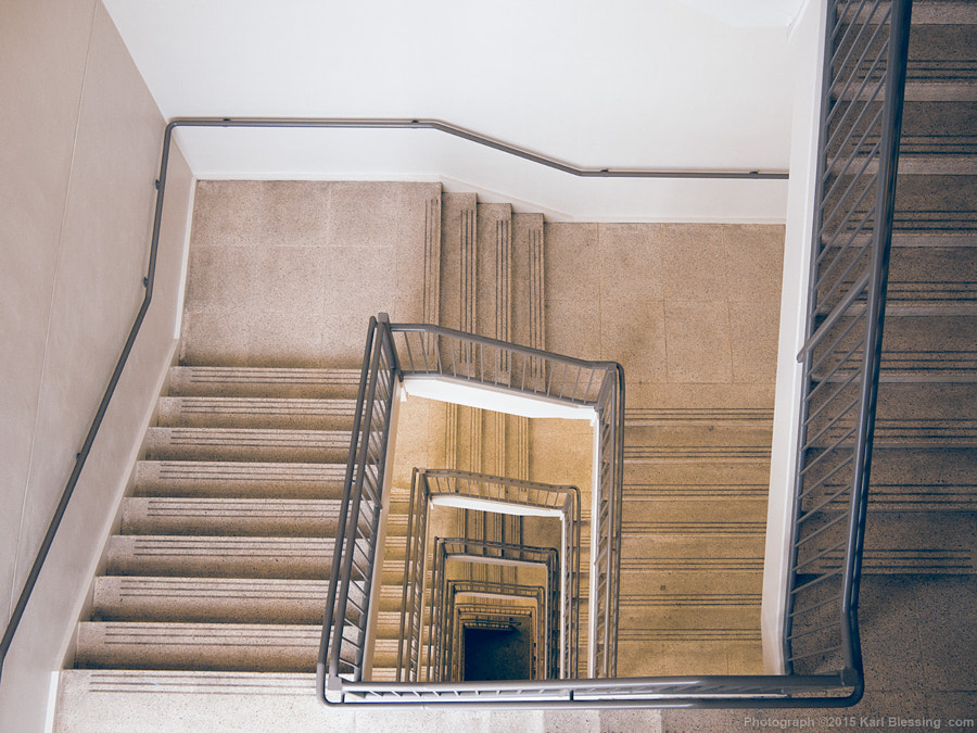 Stairway Composition - 2/23