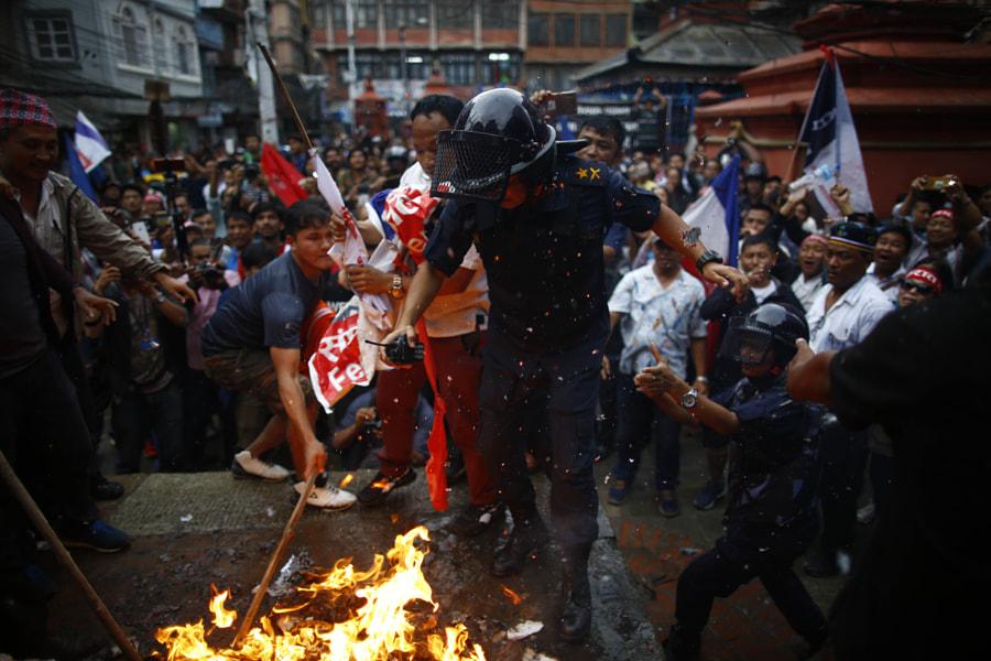 News Nepal  by Skanda Gautam on 500px.com