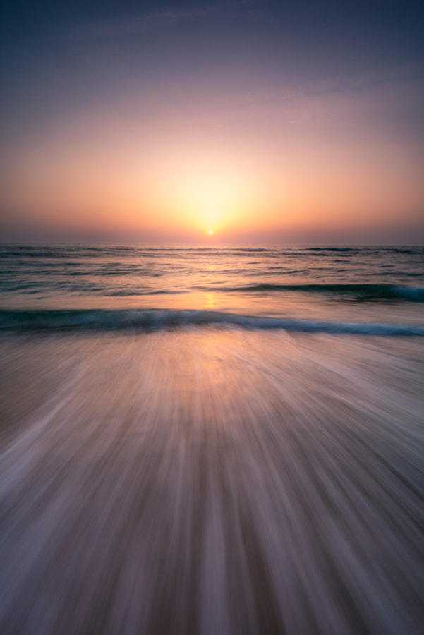 Mimizan Beach  by David Parenteau on 500px.com
