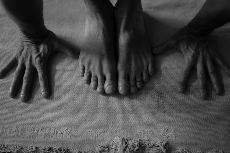 Photograph Hands and Feet by Aliya Weise on 500px