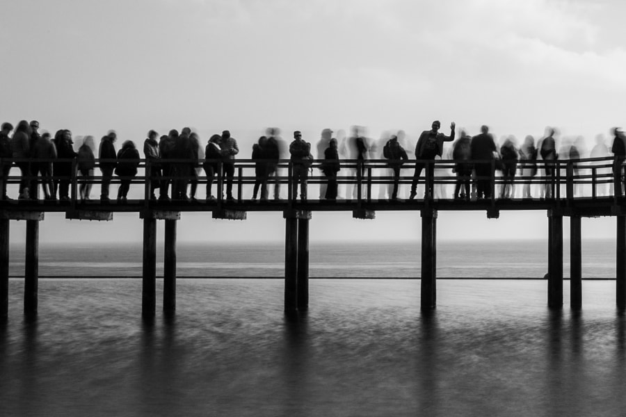 People in Belem by Eric Daoud on 500px.com