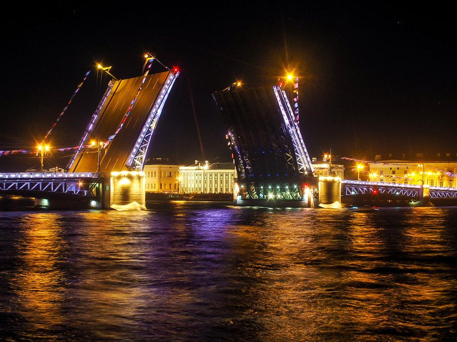 Saint Petersburg by Olga T on 500px.com
