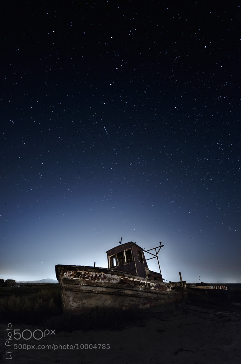 Photograph Stranded in the Stars by Javier de la Torre on 500px