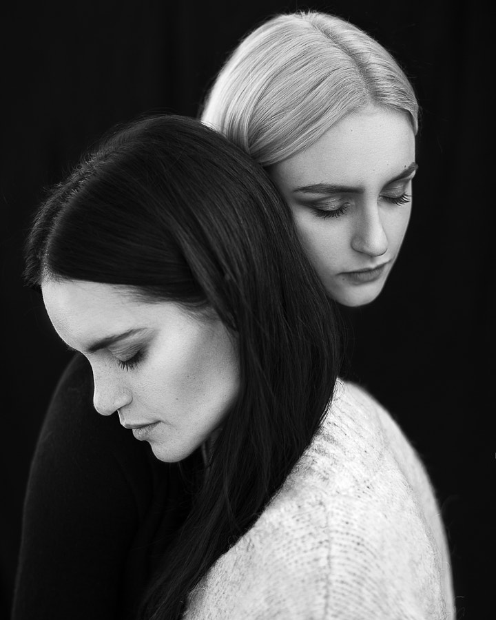 Sisters by Magdalena Berny on 500px.com