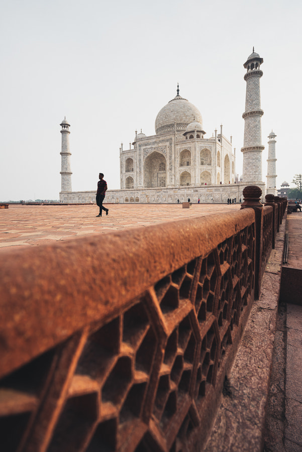 Taj Mahal Bliss by Ueli Frischknecht on 500px.com