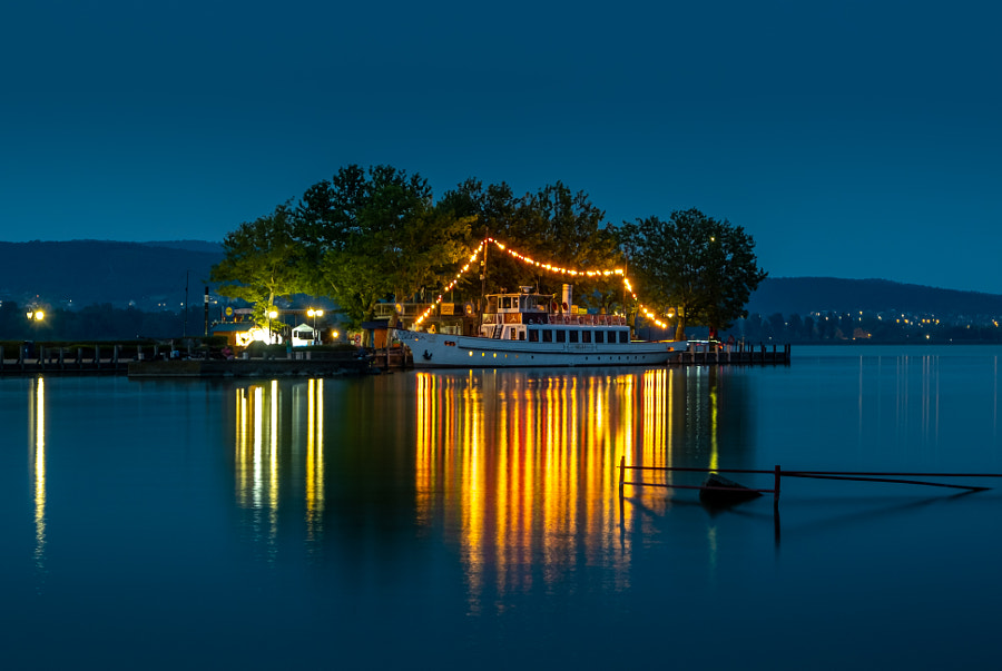 Balaton boat trip by Pavel Baturin on 500px.com