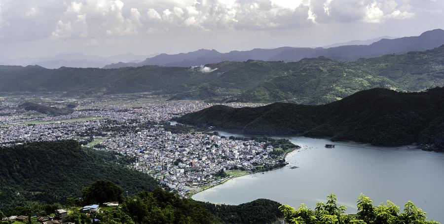 Pokhara city by Rabin Khadgi on 500px.com