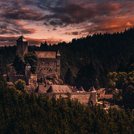 Rappottenstein castle