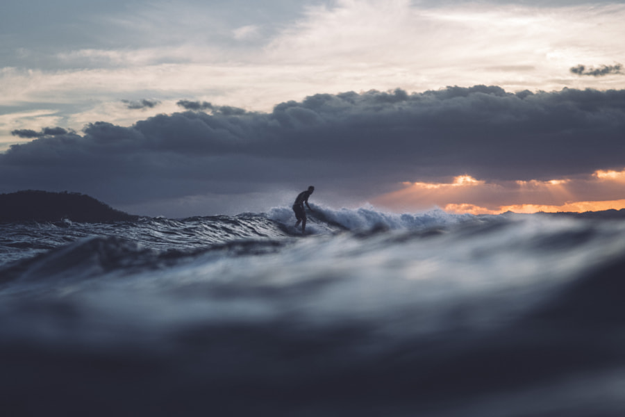 Looking for surfers by Kalle Lundholm on 500px.com