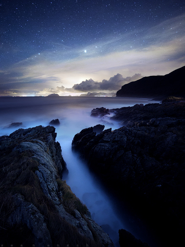 Photograph TO THE NIGHT by Sean Ensch on 500px