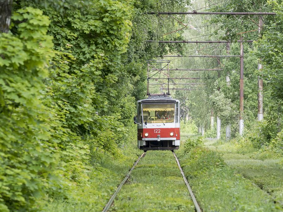 Tatra T6B5 by b282  on 500px.com