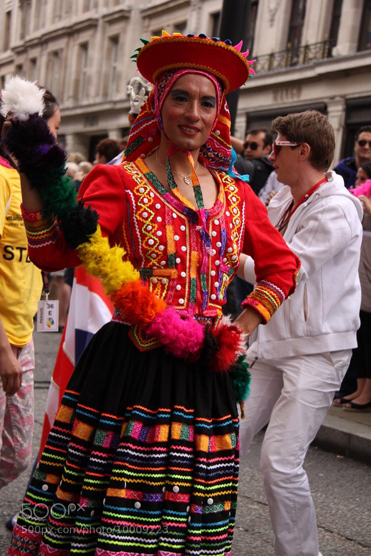 Photograph Proud Parade London 2012 by Kim Kestenboum on 500px
