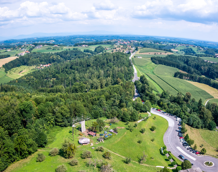 Riegersburg hills HDR Pano by Pavel Baturin on 500px.com