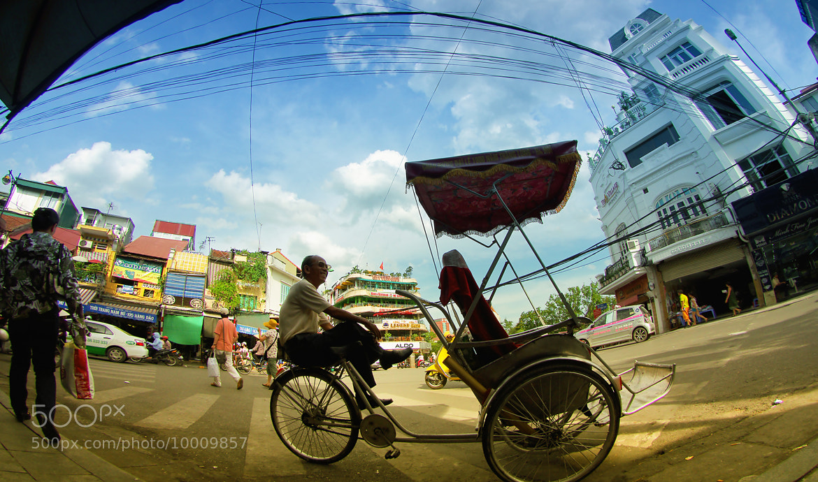 Photograph Cyclo by Nhan Tran on 500px