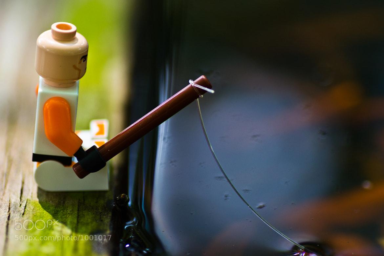 Photograph Fishin' by Joey Bamburg on 500px