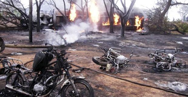 Fuel tank explosion in Tanzania pc CNN sm by Fijivillage CFL on 500px.com