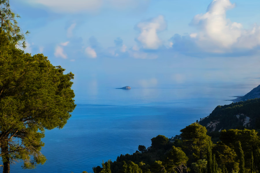 Lefkada at morning by Michael Simon on 500px.com