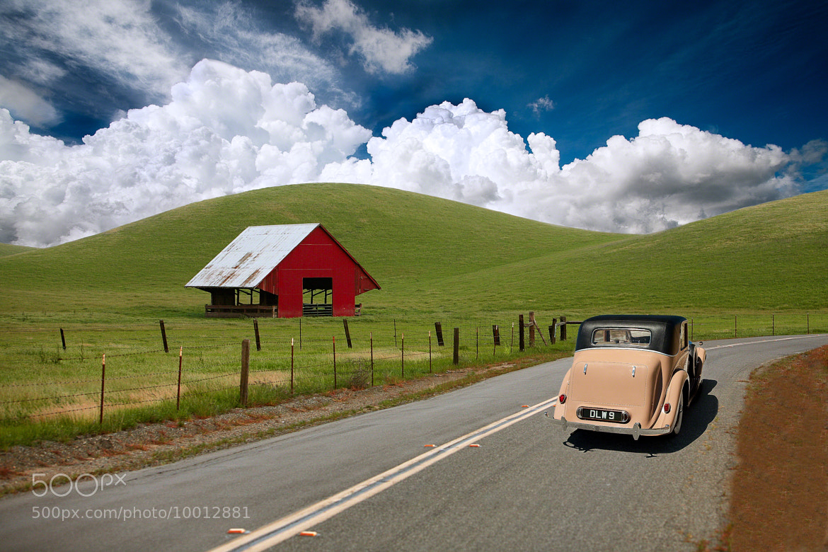 Photograph So We Went for a Spin In the Country by Shawn Clover on 500px