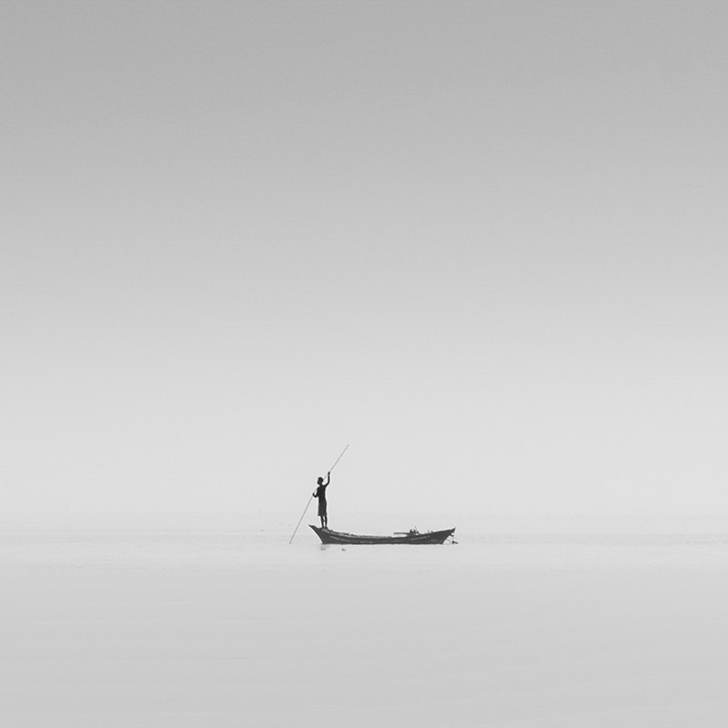 The Old Man and the Sea by Hengki Koentjoro on 500px.com