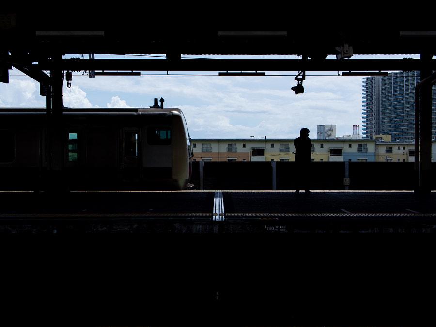 train by chu fujimura on 500px.com