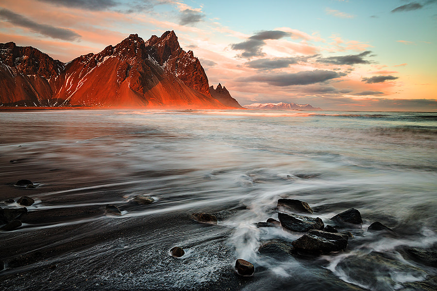 Photograph Red Mountain by Tony Prower on 500px