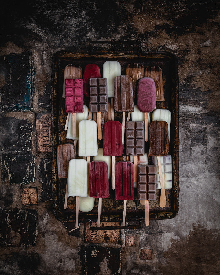 Popsicle collection by Marina Kuznetcova on 500px.com