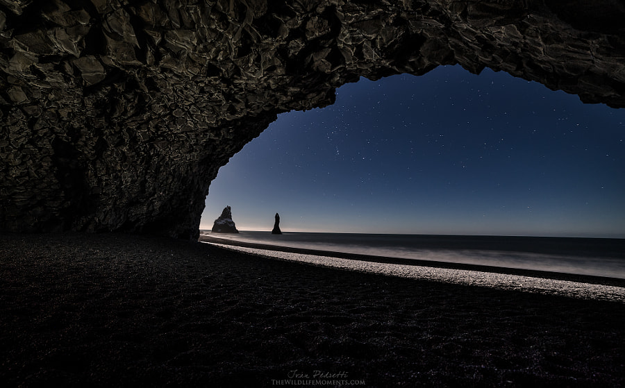 Photograph Moonlight cave by Ivan Pedretti  on 500px