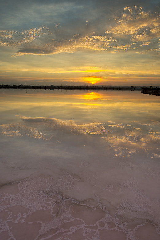 Photograph Sunset at San Pedro by Arnold Moolenaar on 500px