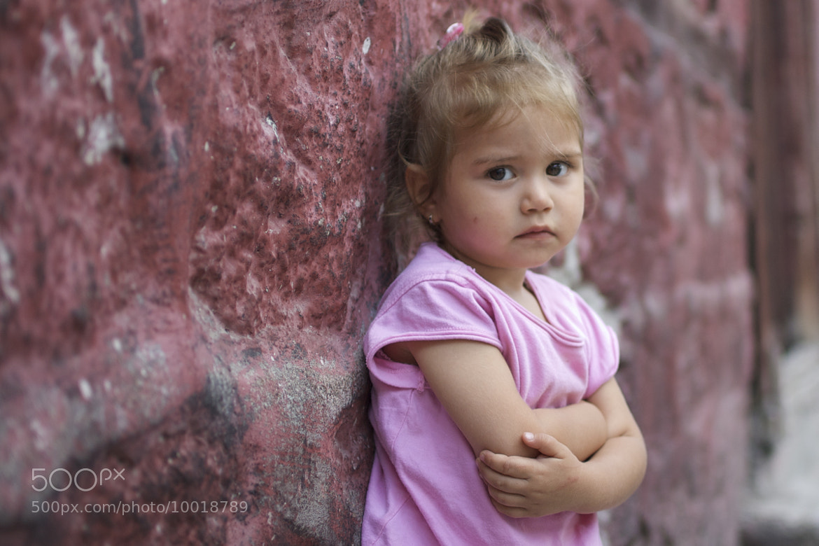 Photograph Citadel Child by René Everson-Varney on 500px