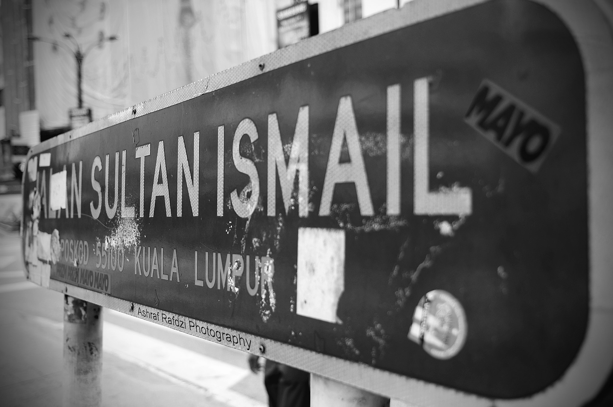 "Photograph ""Jalan Sultan Ismail"" by Ashraf Rafdzi on 500px"