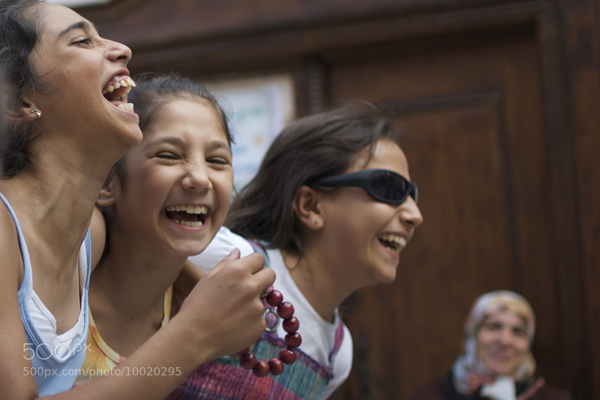 Photograph Youth and laughter by René Everson-Varney on 500px