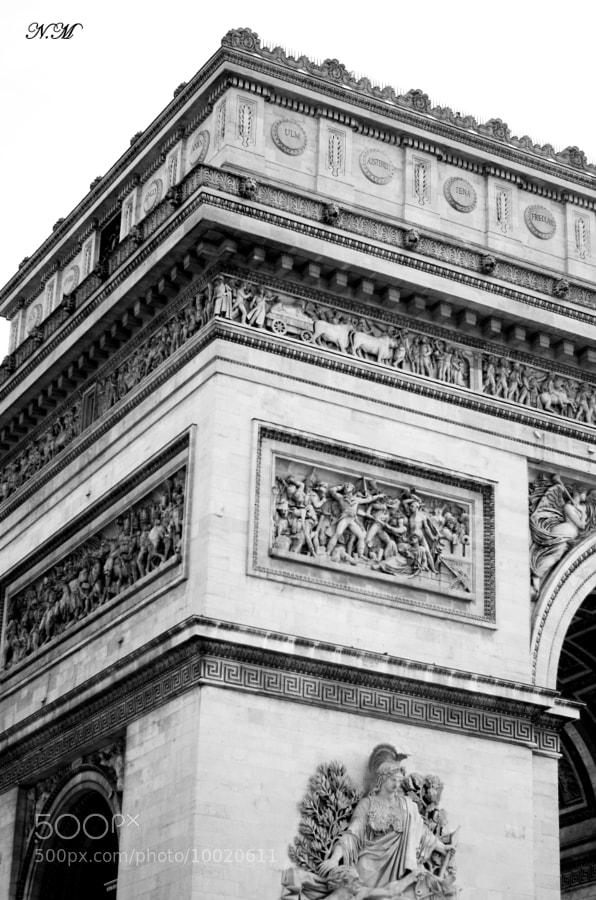Arc de Triomphe by Nono M. (EventphotoProd)) on 500px.com