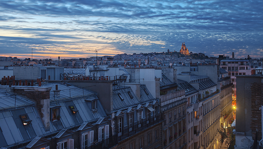 Photograph Panorama Paris by Cal Redback on 500px