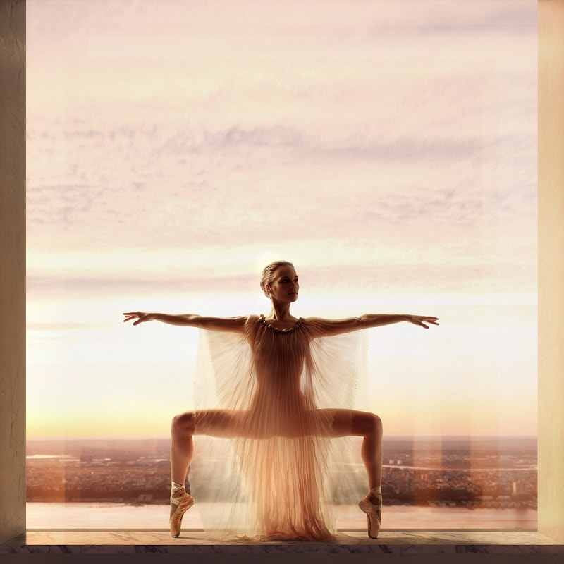ballerina at Sunset #432 Park avenue by Vik Tory on 500px.com