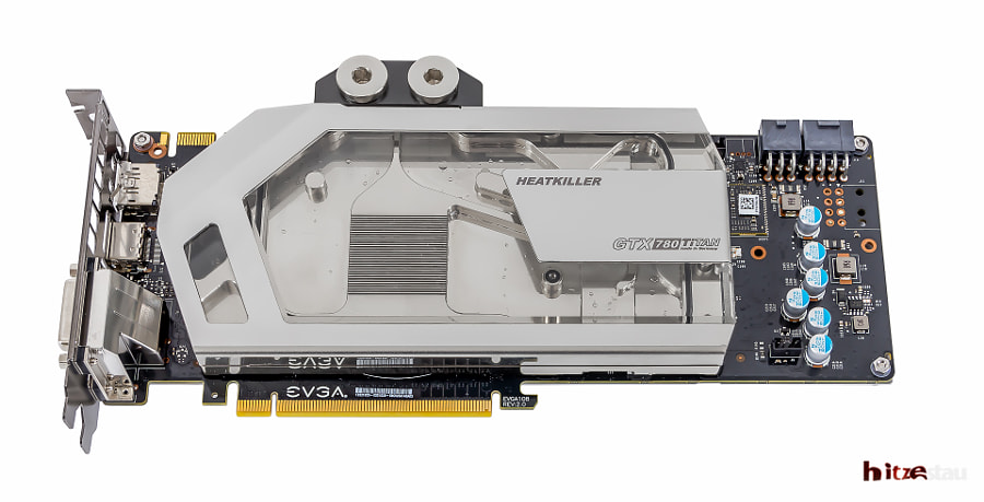 Photograph Graphics Card with Waterblock by hitzestau on 500px