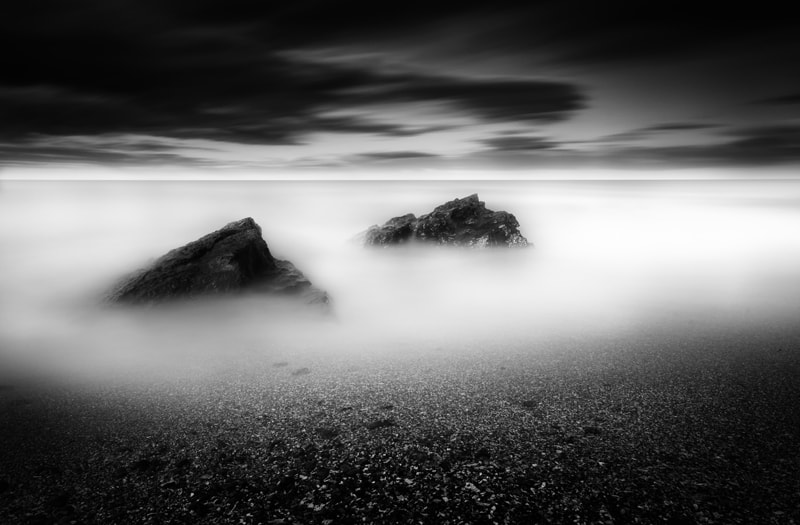 Photograph Rocks at Sea by Anne McGrath on 500px
