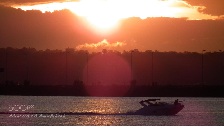 Photograph Barco ao Sol by Eduardo Rolim on 500px