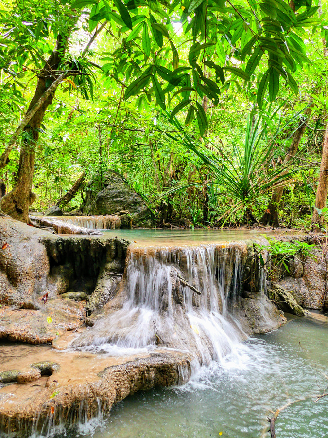 Peaceful Erawan by Yves LE LAYO on 500px.com