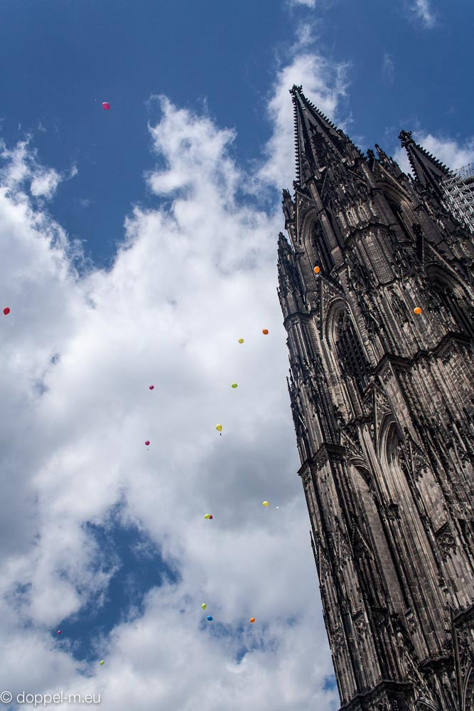 Photograph Colorfull Balloons by Manuela Mo on 500px