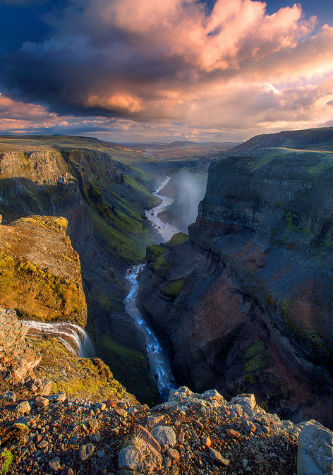 The Endless Stream by Trevor Anderson