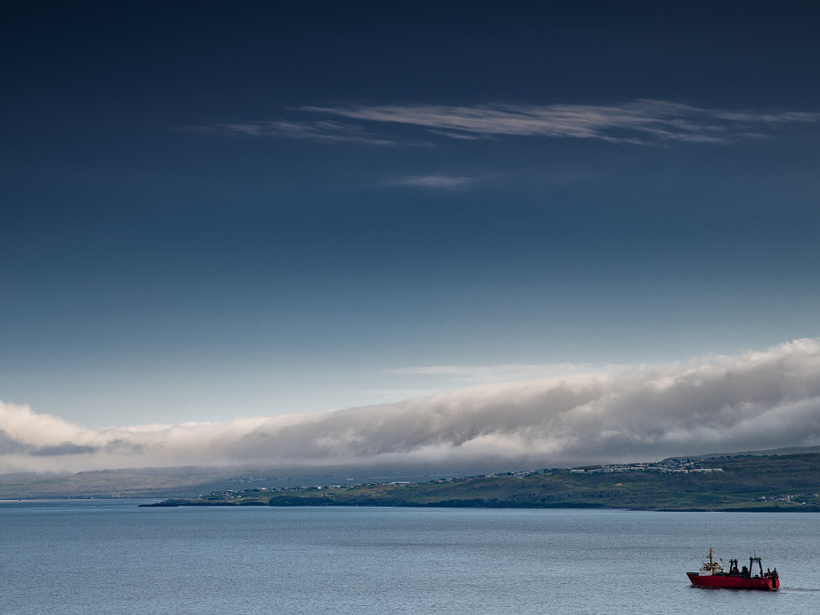 Faroe Ships (III) - Good-bye by 4/3pics Maximilian Busl on 500px.com