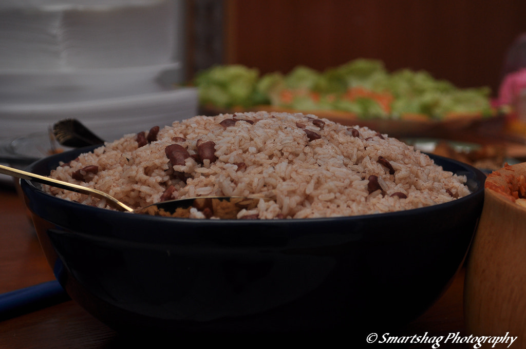 Photograph My favourite - rice and peas by Sheldon Green on 500px