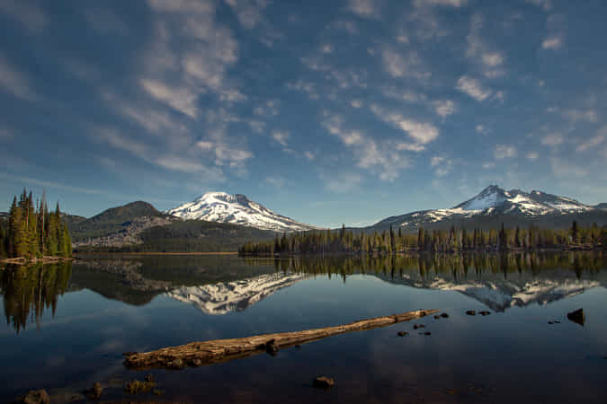 Oregon the Beautiful by Perry Hoag