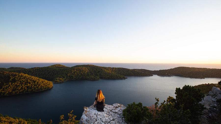 Sundown in national park by Mario Nikolaus on 500px.com