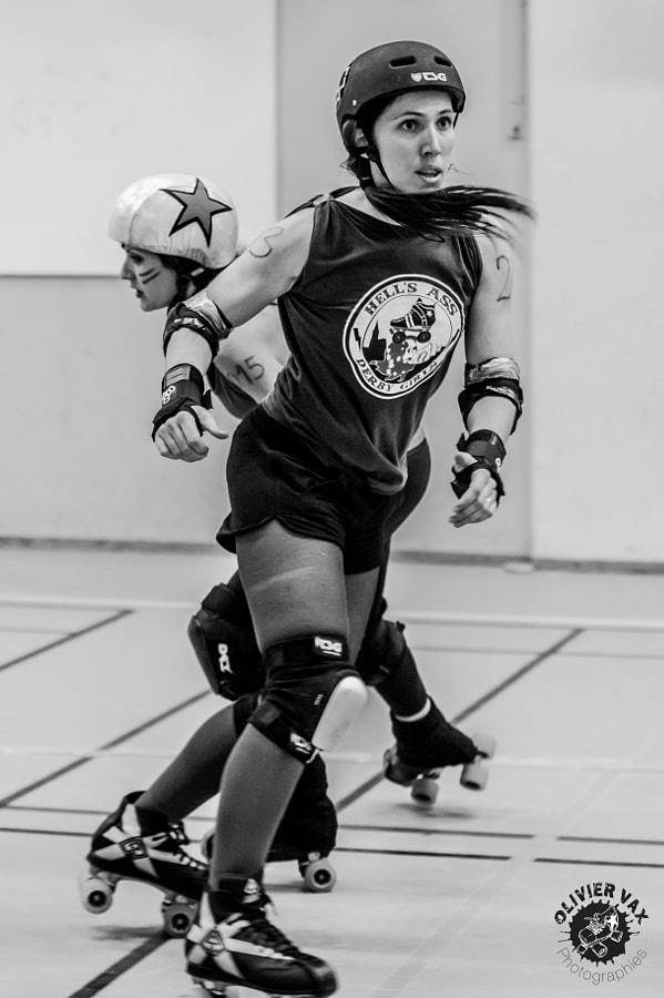 R.Derby. HADG Vs Grriottes Girls by Olivier Vax